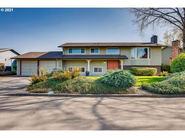 6708 SE Plum Dr, Milwaukie, OR 97222 (MLS #21046070) :: Next Home Realty Connection