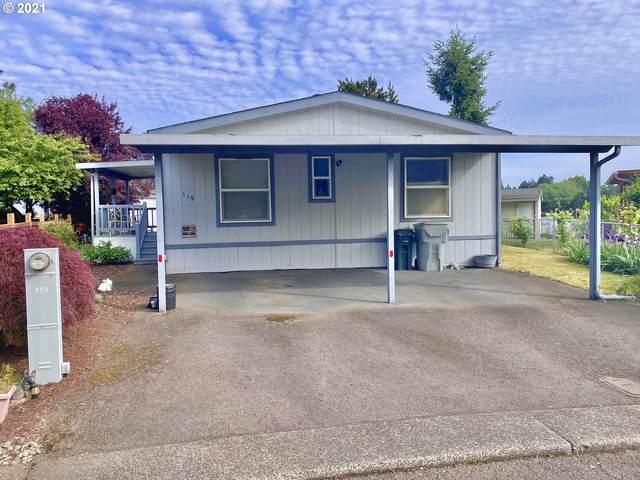 10400 SE Cook Ct #119, Milwaukie, OR 97222 (MLS #21046087) :: Premiere Property Group LLC