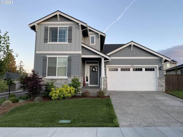 16076 SE Spokane Ct, Portland, OR 97236 (MLS #21046314) :: Townsend Jarvis Group Real Estate
