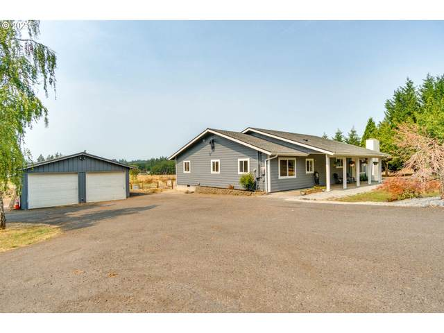 33043 S Wright Rd, Molalla, OR 97038 (MLS #21046828) :: Stellar Realty Northwest