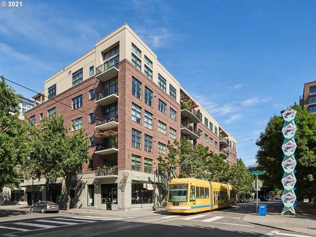 821 NW 11TH Ave #413, Portland, OR 97209 (MLS #21046838) :: Duncan Real Estate Group