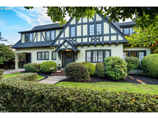 636 NW Albemarle Ter, Portland, OR 97210 (MLS #21047379) :: Next Home Realty Connection
