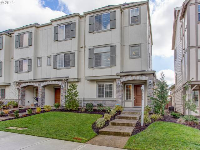 15106 NW Fig Ln #46, Portland, OR 97229 (MLS #21047554) :: Townsend Jarvis Group Real Estate