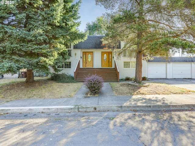 314 SE Beech Ave, Gresham, OR 97080 (MLS #21048001) :: Lux Properties