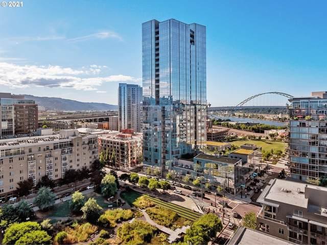 1075 NW Northrup St #1212, Portland, OR 97209 (MLS #21048212) :: Stellar Realty Northwest