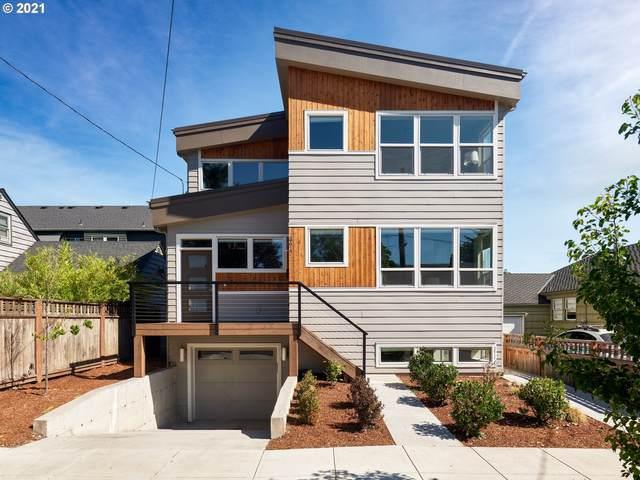 3617 NE Webster St, Portland, OR 97211 (MLS #21048245) :: McKillion Real Estate Group