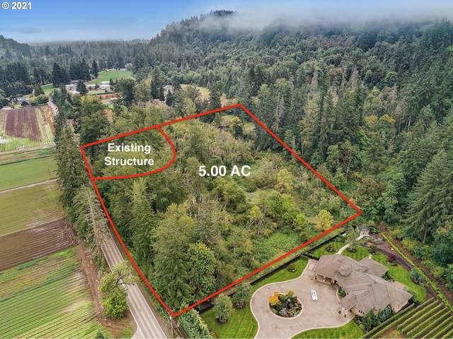 17330 S Clackamas River Dr, Oregon City, OR 97045 (MLS #21048391) :: Real Estate by Wesley