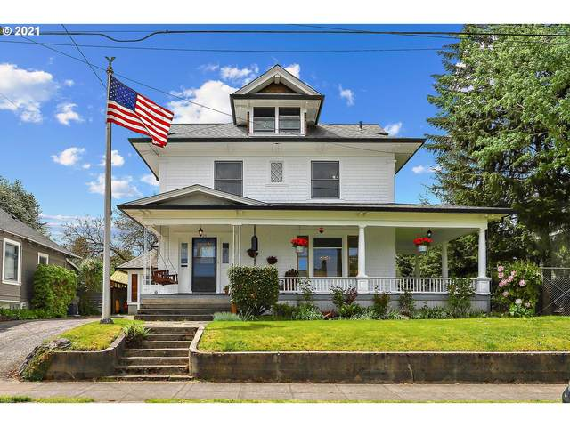 25 SE 79TH Ave, Portland, OR 97215 (MLS #21048399) :: Townsend Jarvis Group Real Estate