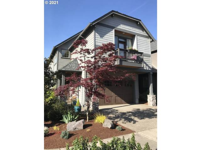 8175 SW Laurelwood Ct, Portland, OR 97225 (MLS #21048626) :: Townsend Jarvis Group Real Estate