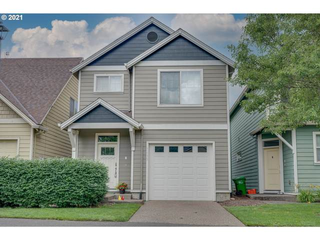 7433 SE Monroe St #27, Milwaukie, OR 97222 (MLS #21048841) :: The Pacific Group