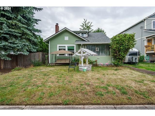 8123 N Ivanhoe St, Portland, OR 97203 (MLS #21048854) :: The Haas Real Estate Team