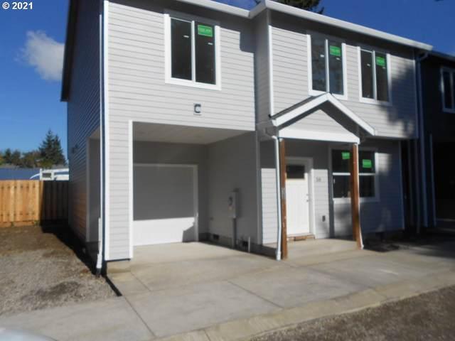 58 SE 139th Ave, Portland, OR 97233 (MLS #21049044) :: Premiere Property Group LLC