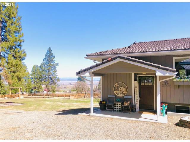 14874 Mill Creek Ln, Baker City, OR 97814 (MLS #21049413) :: The Pacific Group