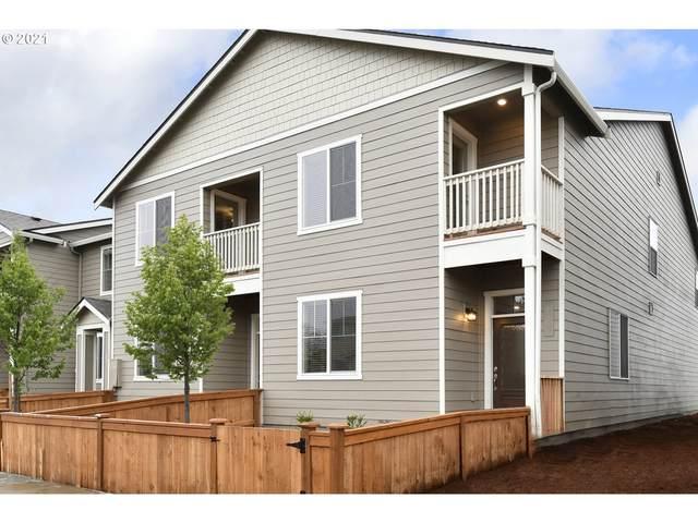 7121 NE 153RD Pl, Vancouver, WA 98682 (MLS #21049729) :: Duncan Real Estate Group