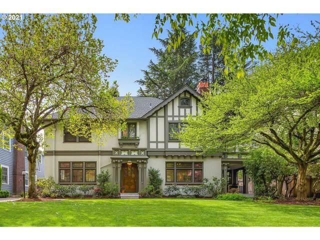 3604 SE Oak St, Portland, OR 97214 (MLS #21049785) :: Townsend Jarvis Group Real Estate
