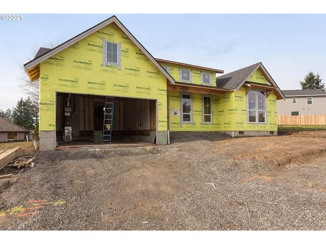 321 NE Lovrien Ave, Gresham, OR 97030 (MLS #21049984) :: Duncan Real Estate Group