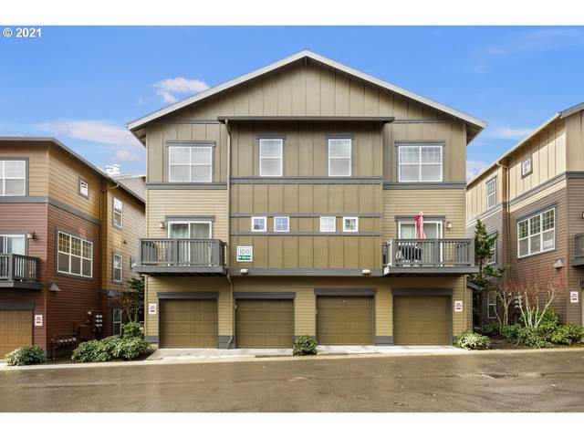 1010 SW 170TH Ave #203, Beaverton, OR 97003 (MLS #21050038) :: Next Home Realty Connection