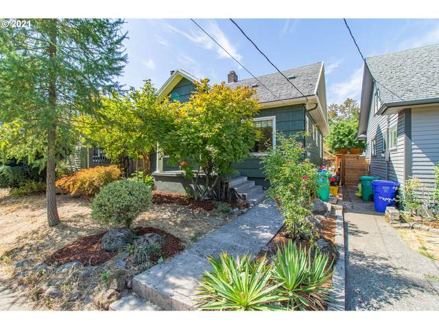 4611 NE 29TH Ave, Portland, OR 97211 (MLS #21050042) :: Real Estate by Wesley