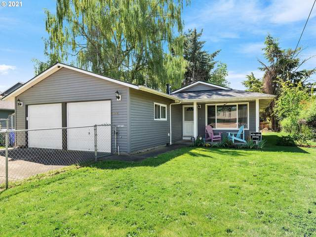 3706 N Trenton St, Portland, OR 97217 (MLS #21050050) :: The Haas Real Estate Team
