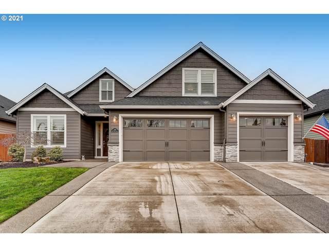 2510 NE 175TH St, Ridgefield, WA 98642 (MLS #21050227) :: Duncan Real Estate Group