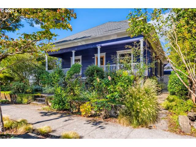 1403 SE Bidwell St, Portland, OR 97202 (MLS #21050477) :: Next Home Realty Connection