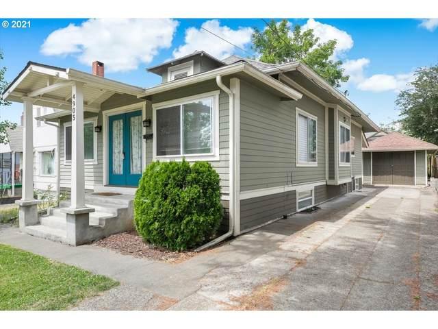 4905 SE Sherman St, Portland, OR 97215 (MLS #21050519) :: Townsend Jarvis Group Real Estate