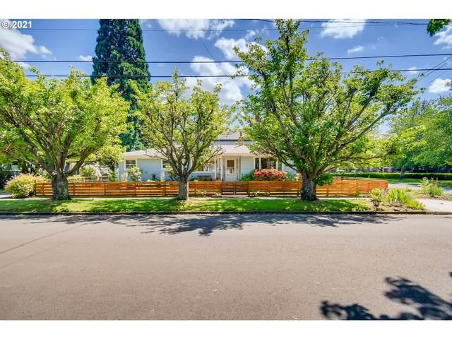 7308 SE Woodward St, Portland, OR 97206 (MLS #21050697) :: Song Real Estate