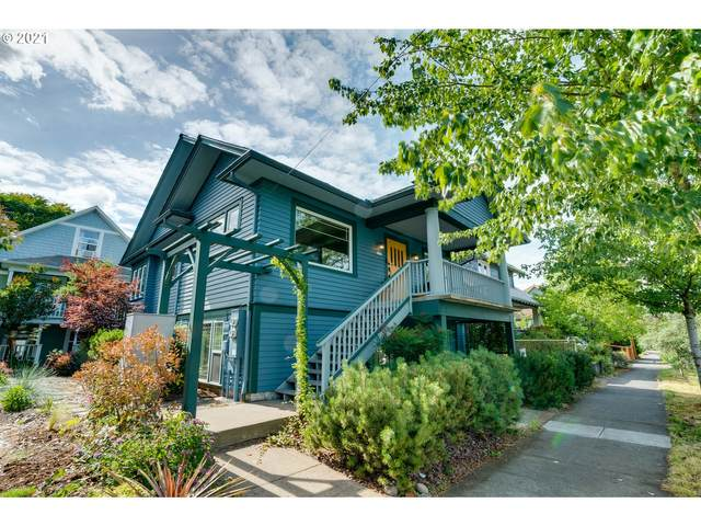 5753 N Albina Ave, Portland, OR 97217 (MLS #21050754) :: Real Tour Property Group