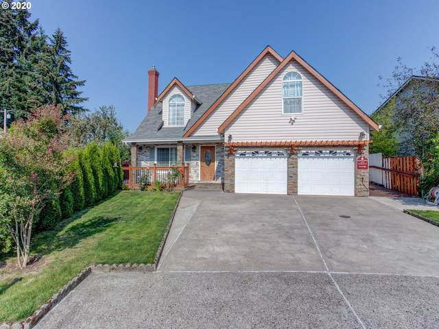 13077 SE Glenwood St, Portland, OR 97236 (MLS #21050772) :: The Pacific Group