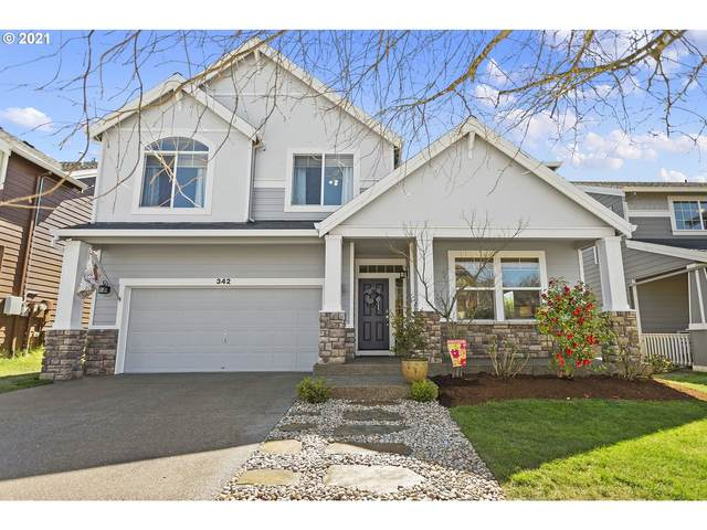 342 W Kemper Crest Dr, Newberg, OR 97132 (MLS #21050826) :: McKillion Real Estate Group