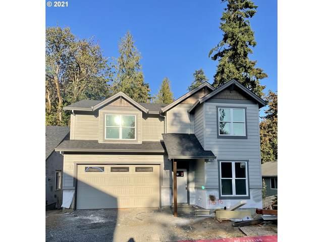 13596 SE Jamie Ct Lot 1, Clackamas, OR 97015 (MLS #21050940) :: Lux Properties