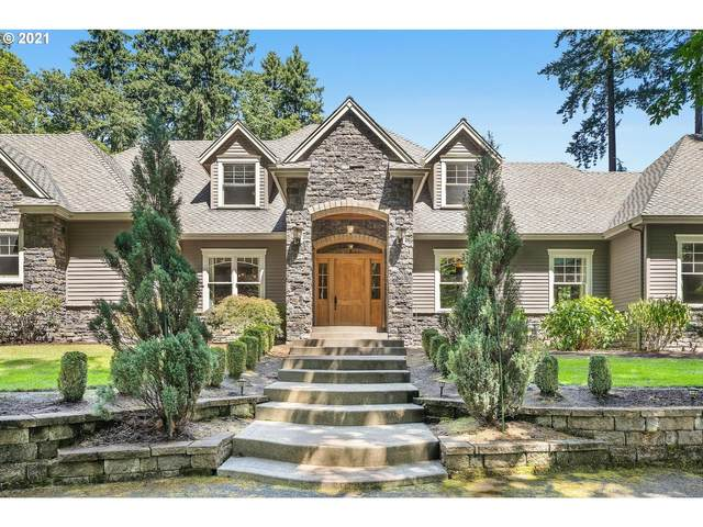 1261 SW Underhill Rd, Portland, OR 97219 (MLS #21050951) :: The Haas Real Estate Team