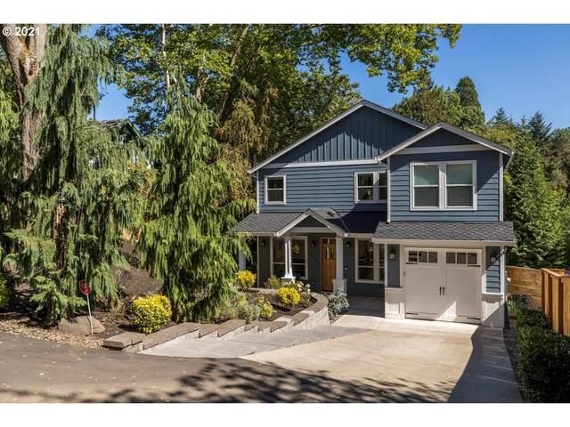 4412 SW Shattuck Rd, Portland, OR 97221 (MLS #21051138) :: Tim Shannon Realty, Inc.