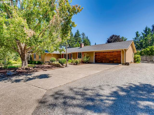 21792 S Larkspur Ave, Oregon City, OR 97045 (MLS #21051146) :: Beach Loop Realty