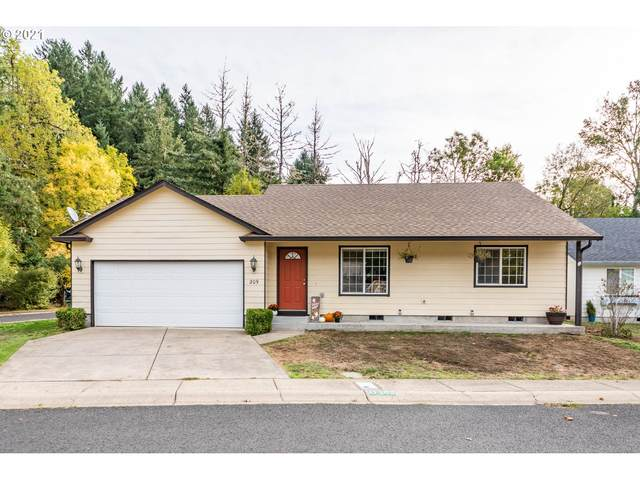 209 Bluebird St, Cottage Grove, OR 97424 (MLS #21051217) :: Premiere Property Group LLC