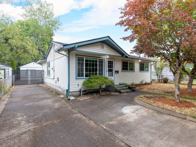 6128 SE 101ST Ave, Portland, OR 97266 (MLS #21051330) :: Real Tour Property Group