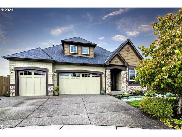 17315 NE 28TH Ct, Ridgefield, WA 98642 (MLS #21051366) :: The Haas Real Estate Team