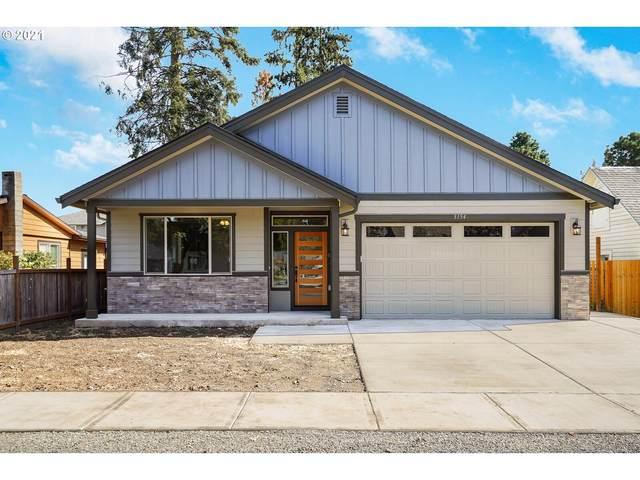 3154 5th St, Hubbard, OR 97032 (MLS #21051668) :: Keller Williams Portland Central