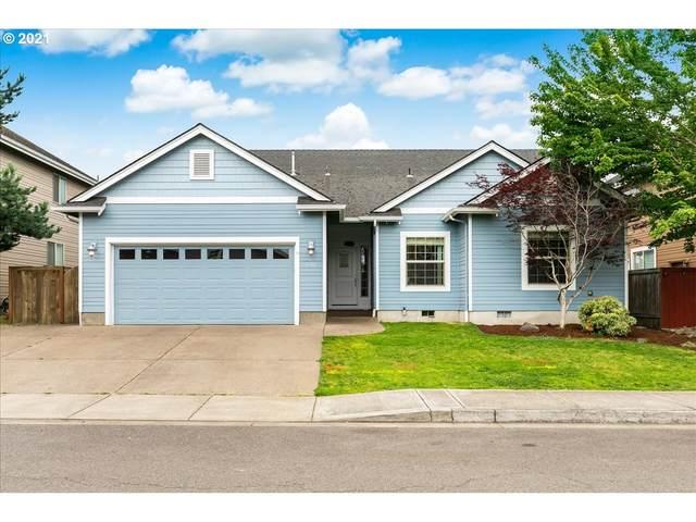 632 June Dr, Molalla, OR 97038 (MLS #21051716) :: McKillion Real Estate Group