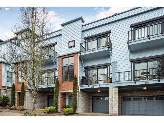 617 NW 24TH Ave 7-2, Portland, OR 97210 (MLS #21051786) :: Townsend Jarvis Group Real Estate