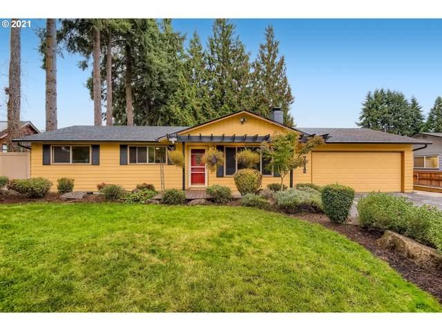 7212 NE 58TH St, Vancouver, WA 98662 (MLS #21051914) :: Brantley Christianson Real Estate