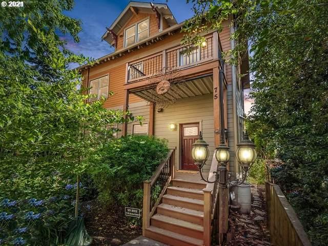 75 NE Graham St, Portland, OR 97212 (MLS #21051944) :: The Haas Real Estate Team
