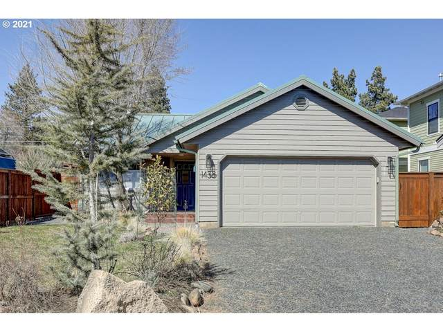1438 NW Elgin Ave, Bend, OR 97703 (MLS #21052006) :: Brantley Christianson Real Estate