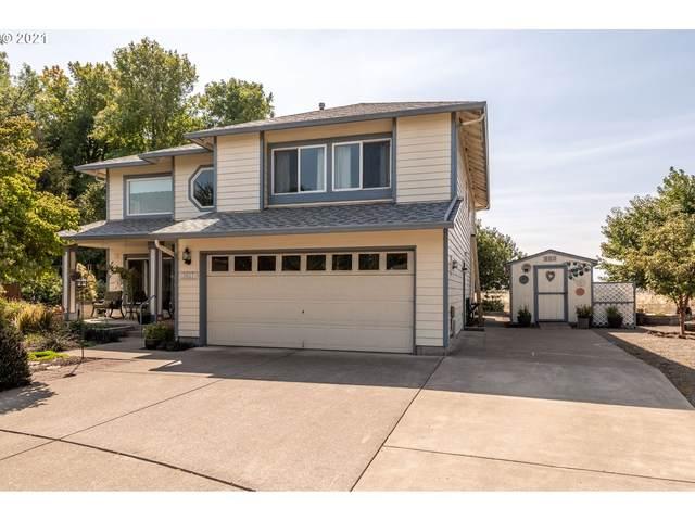 3917 Eddystone Pl, Eugene, OR 97404 (MLS #21052012) :: Fox Real Estate Group