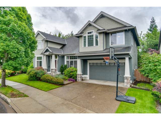 10872 SW Nelson St, Tualatin, OR 97062 (MLS #21052341) :: The Pacific Group