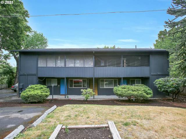 705 SE 27TH Ave, Portland, OR 97214 (MLS #21052472) :: Next Home Realty Connection