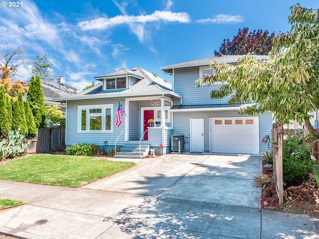 5214 N Montana Ave, Portland, OR 97217 (MLS #21052837) :: The Pacific Group