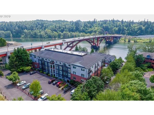 196 SE Spokane St #405, Portland, OR 97202 (MLS #21052855) :: Gustavo Group