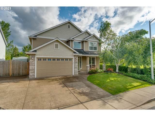 904 June Dr, Molalla, OR 97038 (MLS #21052977) :: McKillion Real Estate Group