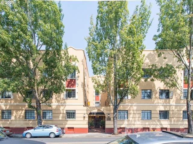 2829 SE Belmont St #209, Portland, OR 97214 (MLS #21053024) :: Lux Properties